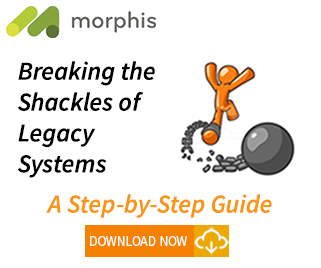 """Breaking the Shackles of Legacy Systems"