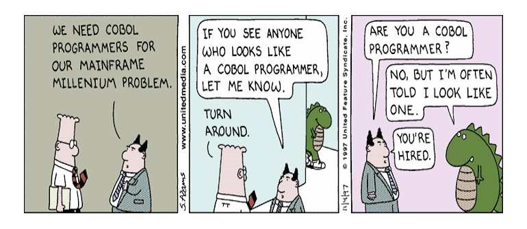 COBOL Modernization